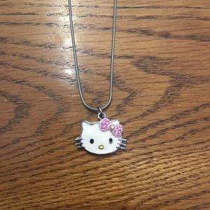 ⭐️ 2/20$ ⭐️ Hello Kitty necklace